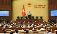 Kỳ họp thứ nhất, Quốc hội khóa XV rút ngắn 3 ngày họp, bế mạc chiều 28/7