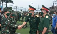Bộ Quốc phòng đưa BV dã chiến tăng cường chống dịch tại TPHCM và tỉnh Bình Dương