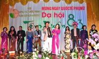 Tâm xuân – Dạ hội của Hội phụ nữ Việt Nam tại CH Czech