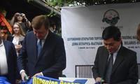 Khai trương Ngôi nhà thương mại Belarus – Việt Nam