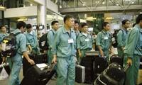 Họp báo thông tin về thị trường lao động Hàn Quốc