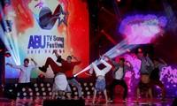 Liên hoan ca nhạc Truyền hình châu Á - Thái Bình Dương (ABU) lần thứ 2