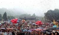 Thêm một tuyến đường mới mở vào lễ hội chùa Hương