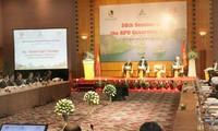 Khai mạc Phiên họp Ban chấp hành Tổ chức năng suất Châu Á lần thứ 56