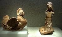 Phong phú, đa dạng các loại tượng gốm cổ Việt Nam