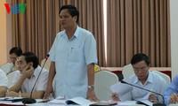 Ủy ban Pháp luật của Quốc hội thẩm tra dự án Luật tổ chức Chính phủ (sửa đổi)