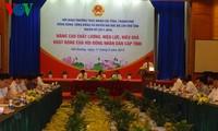 Hội đồng nhân dân các cấp đổi mới trong hoạt động giám sát