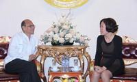 Ấn Độ hết sức coi trọng quan hệ hợp tác với Việt Nam