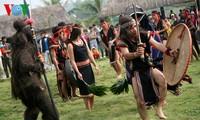Độc đáo lễ hội cầu an của người Bana