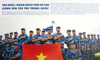 """""""Hoàng Sa-Trường Sa, Biển đảo Việt Nam"""" là cuốn sách ảnh xuất sắc năm 2014"""