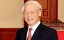 Tổng Bí thư Nguyễn Phú Trọng tiếp Đại sứ Liên bang Nga tại Việt Nam Andrei Kovtun