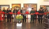 Xây dựng nền mỹ thuật Việt Nam mang đậm tính dân tộc, thời đại