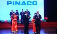 63 doanh nghiệp nhận giải thưởng Thương hiệu quốc gia Việt Nam lần thứ 4