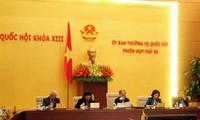 Ngày 9/3, khai mạc Phiên họp thứ 36 của Ủy ban thường vụ Quốc hội khóa XIII