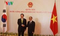 Việt Nam - Hàn Quốc tiếp tục thúc đẩy quan hệ đối tác chiến lược
