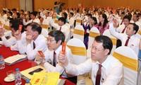 Bộ Chính trị làm việc về chuẩn bị đại hội các đảng bộ trực thuộc Trung ương nhiệm kỳ 2015 - 2020