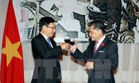 Chiêu đãi kỷ niệm lần thứ 58 Quốc khánh Malaysia