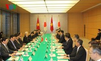 Việt Nam và Nhật Bản thống nhất nhiều nội dung thúc đẩy quan hệ giữa hai nước