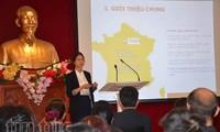 Hỗ trợ doanh nghiệp Việt Nam kinh doanh tại Pháp