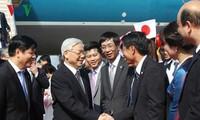 Dấu mốc quan trọng trong quan hệ Việt Nam - Nhật Bản