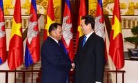 Việt Nam mong muốn tăng cường hợp tác với Campuchia trên nhiều lĩnh vực