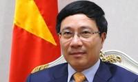 Việt Nam coi trọng quan hệ đối tác chiến lược toàn diện với Liên bang Nga