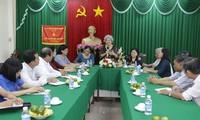 Ủng hộ bà Trần Tố Nga trong cuộc đấu tranh vì nạn nhân chất độc da cam Việt Nam