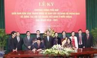 Phối hợp thực hiện công tác đối với người Việt Nam ở nước ngoài giai đoạn 2016 - 2021