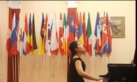Thí sinh Việt Nam đoạt giải 3 cuộc thi Piano quốc tế ở Serbia