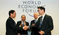 Chuyến đi dự Diễn đàn kinh tế thế giới của Thủ tướng Nguyễn Xuân Phúc đạt nhiều kết quả  quan trọng