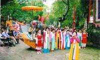 ศิลปะการร้องเพลงพื้นเมืองท้องถิ่นแจ่วเต่าของกรุงฮานอย
