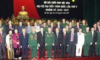 การประชุมใหญ่สมาคมทหารผ่านศึกเวียดนามสมัย ๕ วันที่ ๒