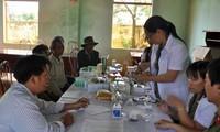 การตรวจและรักษาโรคฟรีให้แก่คนจนจังหวัดยาลาย