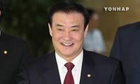 ประธานรัฐสภาสาธารณรัฐเกาหลีเยือนเวียดนามอย่างเป็นทางการ