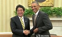 สหรัฐกับญี่ปุ่นผลักดันความสัมพันธ์พันธมิตร