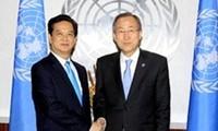 เวียดนามเป็นสมาชิกที่มีความรับผิดชอบของสหประชาชาติ