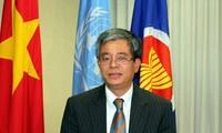 เวียดนามจะมีส่วนร่วมอย่างแข็งขันในกระบวนการสร้างสรรค์ประชาคมอาเซียนต่อไป