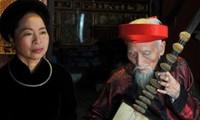 การประกาศเกียรติคุณศิลปินของชาติที่อนุรักษ์วัฒนธรรมพื้นบ้านของเวียดนาม