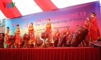วันกลอนเวียดนามเพื่อประชาสัมพันธ์กลอนเวียดนามสู่สายตาชาวโลก