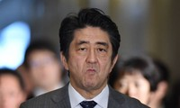 Shinzo Abe:  Japan's collective self-defense is geographically borderless