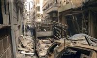Russia, US negotiate ceasefire mechanism in Aleppo