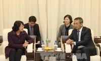 Vice President visits Mongolia