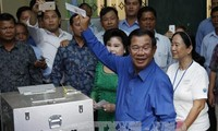 Cambodia's commune election results announced