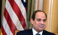 Egypt, Palestine discuss Middle East peace
