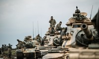 Turkey warns against Syria's support for YPG