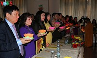 Vietnamese in Czech Republic pray for peace