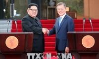 World welcomes inter-Korean Summit