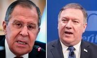 Russia, US top diplomats discuss ways to improve bilateral ties