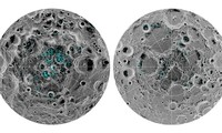 NASA confirms water ice on Moon's Surface
