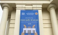 Young pianists gather in Hanoi for international contest